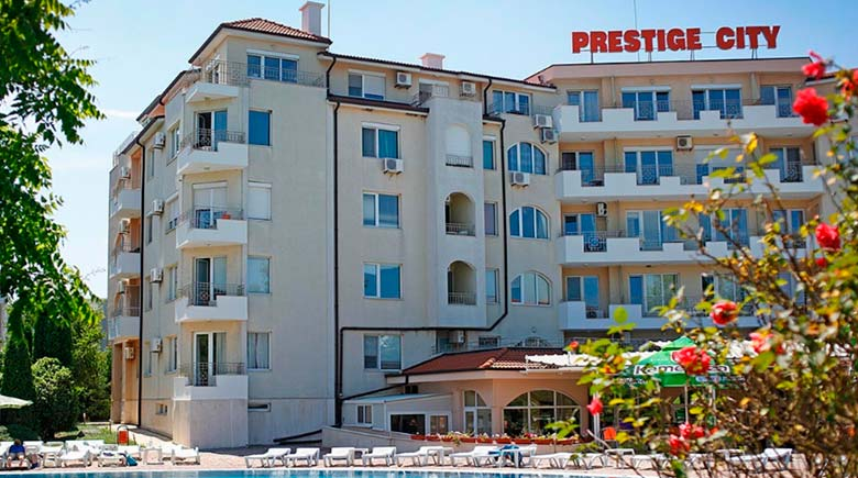 Aparthotel Prestige City 1 - All inclusive